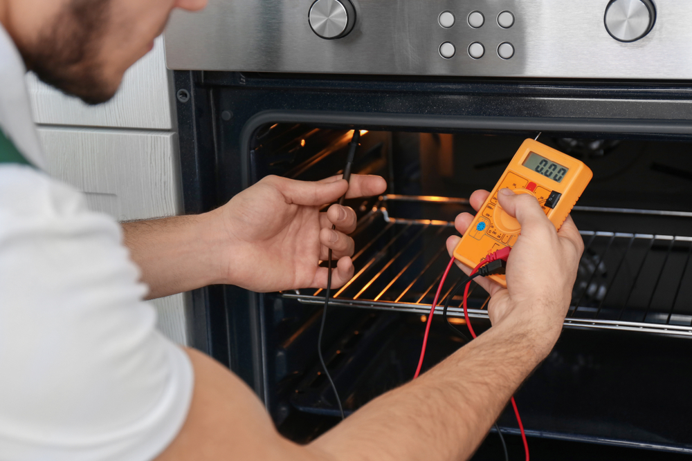 Built-in Appliance Inspection - Home Inspectors